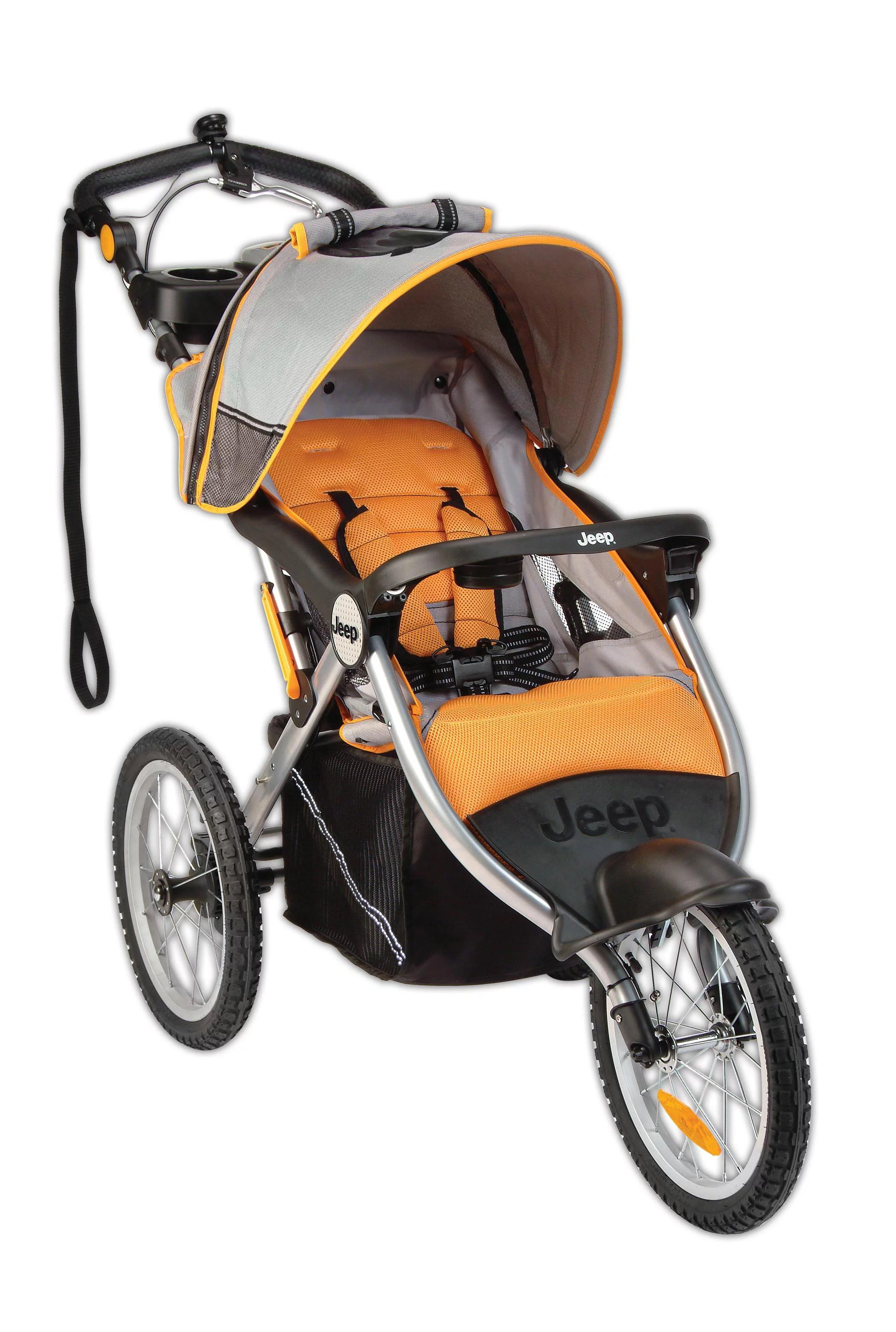 Jeep Jogger Stroller Recall : jogger, stroller, recall, Overland, Limited, Jogging, Stroller, Walmart.com