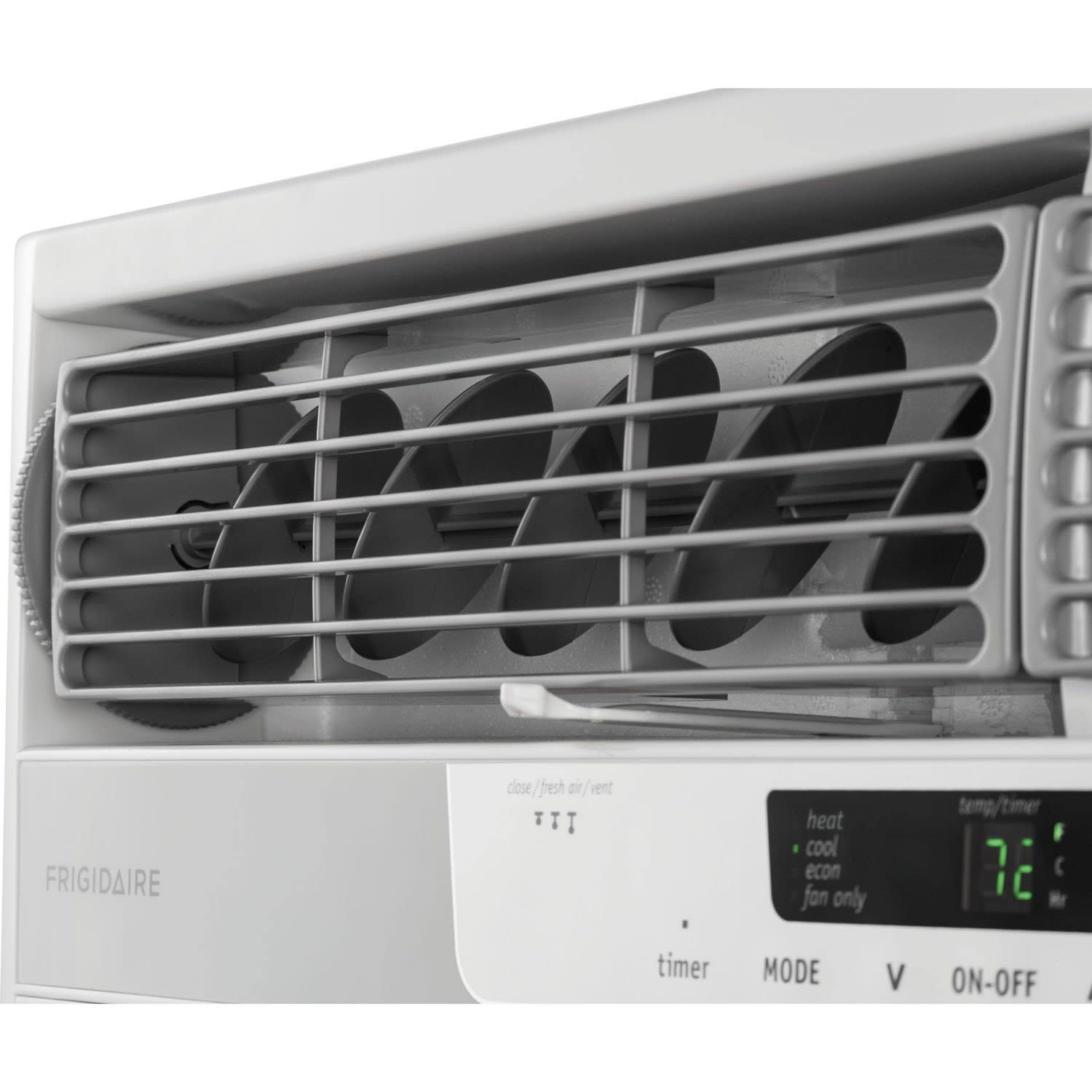 hight resolution of frigidaire ffrh2522r2 25 000 btu 230v heavy duty slide out chassis air conditioner with 16 000 btu supplemental heat capability walmart com