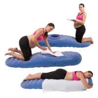Cozy Bump pregnancy pillow, called maternity Pillow