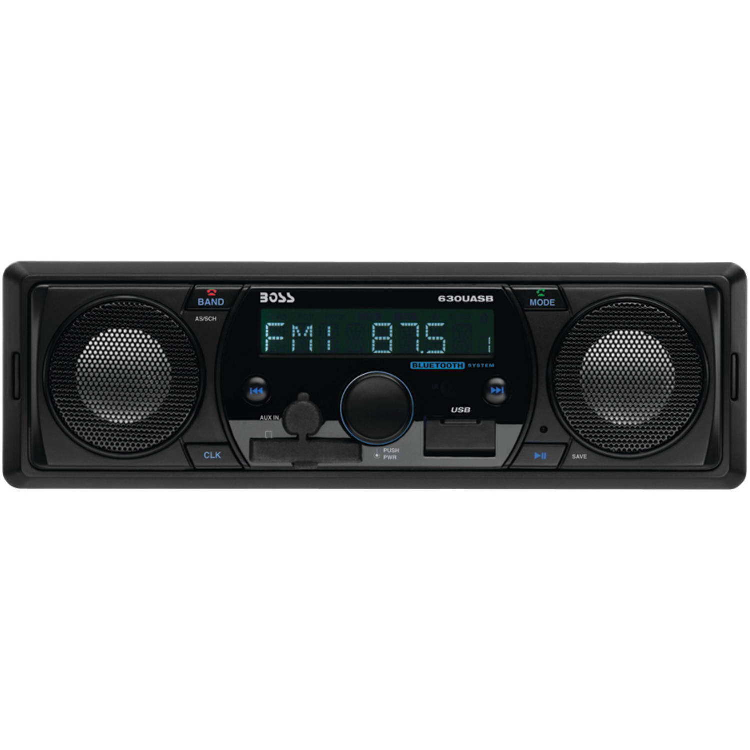 hight resolution of boss audio bv9979b single din dvd cd receiver with 7 digital tft monitor and bluetooth walmart com