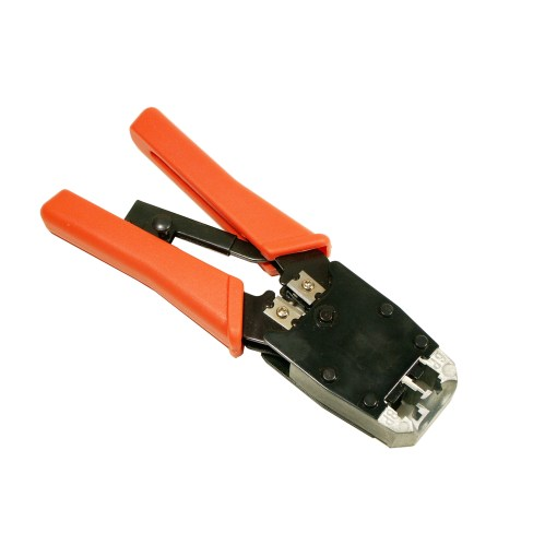 small resolution of rj45 rj11 modular plug cat5e cat6 network lan cable wire crimper crimping tool walmart com