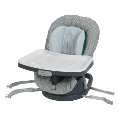 Booster Seat Or High Chair Which Is Better Childrens Table And Sets Graco Swiviseat 3 In 1 Albie Walmart Com