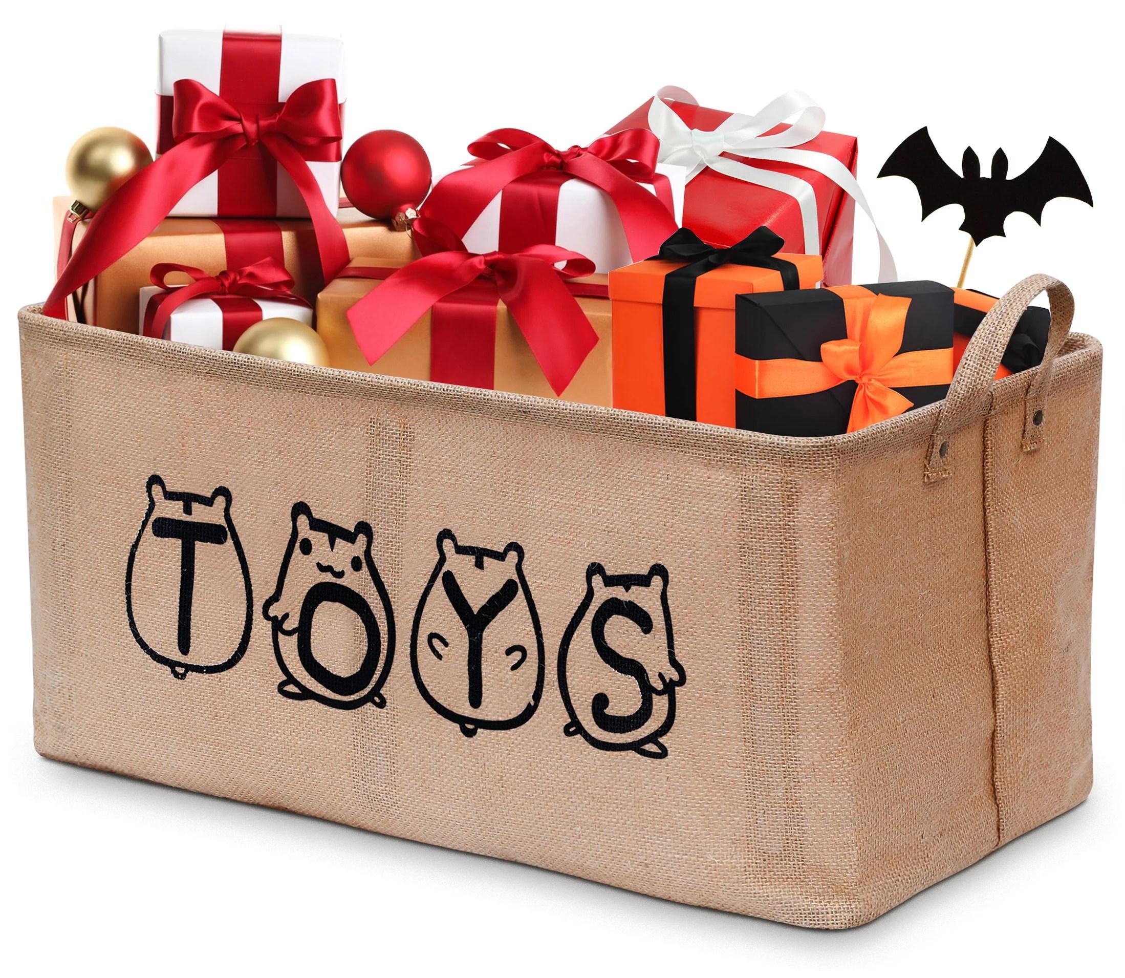 Kids Toy Storage Box Toy Organizer Bins Gimars Large Toy