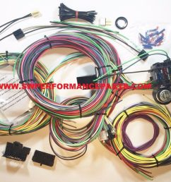 new 21 circuit ez wiring harness chevy mopar ford hotrods universal x long wires walmart com [ 1280 x 915 Pixel ]