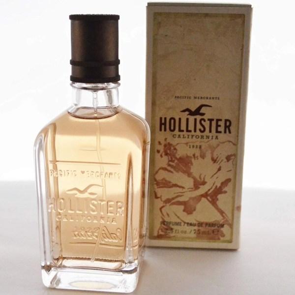 Hollister California Perfume Women Eau De Parfum Spray 2.5 Oz