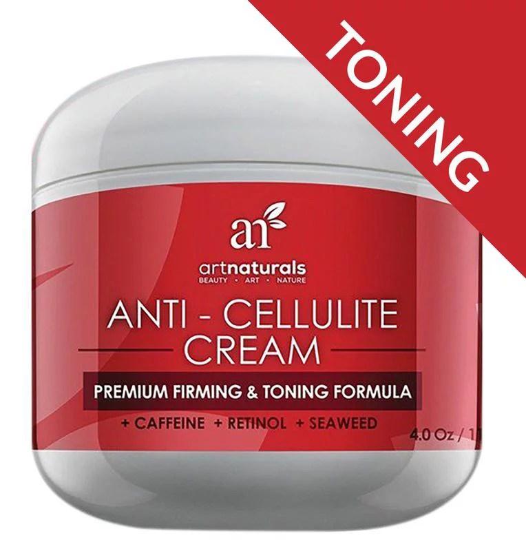 Art Naturals Cellulite Away Treatment Cream - Contains ...