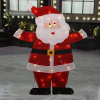 Best 28+ - Outdoor Santa Claus Decorations - lighted santa ...
