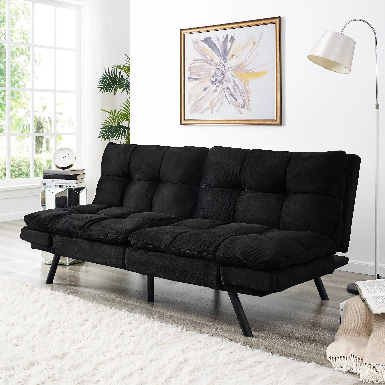 new portland convertible sleeper sofa usado curitiba simmons with memory foam seating