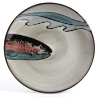 Better Homes and Gardens Trout Lodge 16-Piece Dinnerware ...