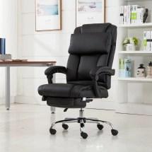 Belleze Executive Reclining Office Chair High Faux