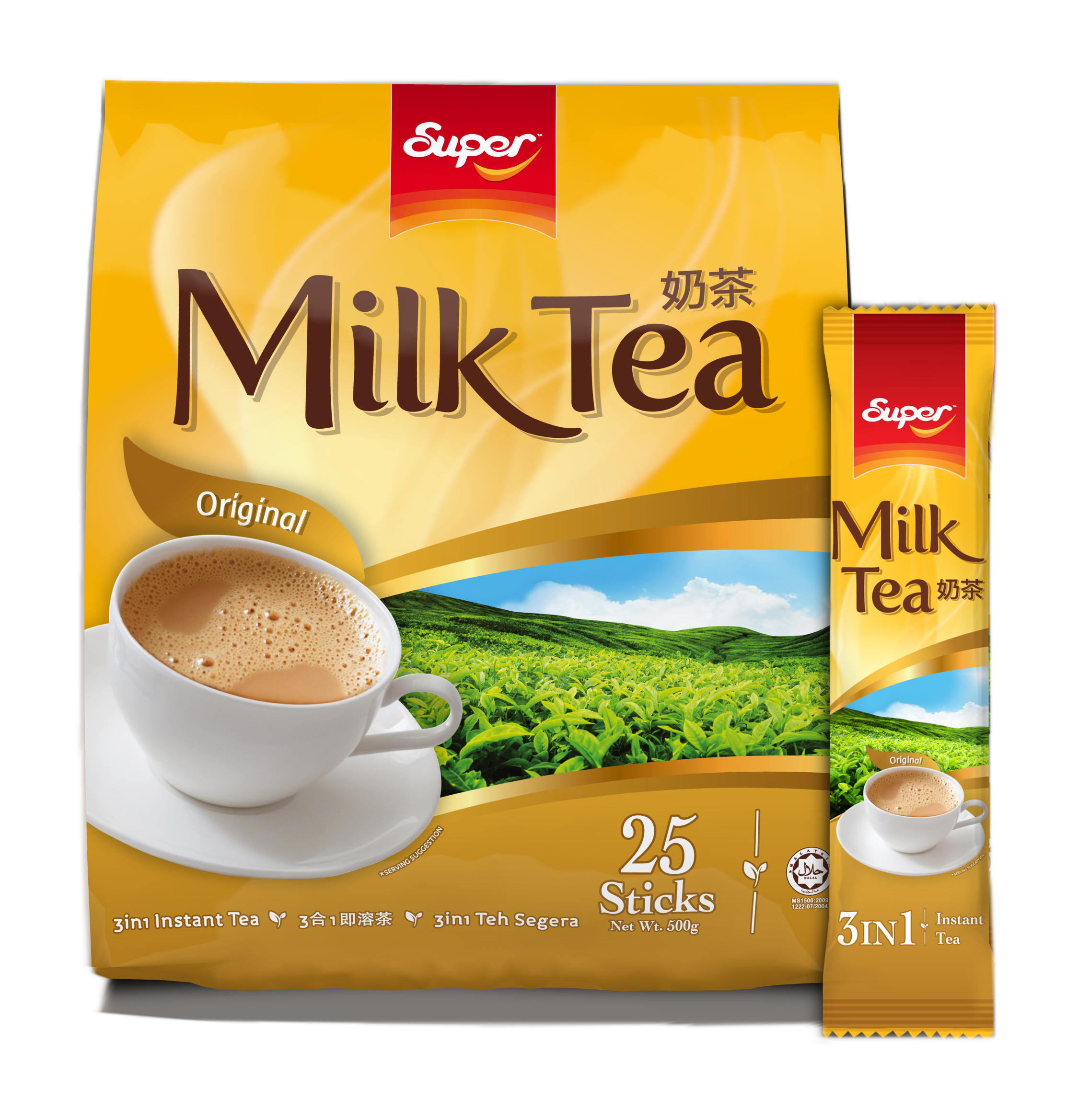 SUPER Instant Milk Tea - Walmart.com - Walmart.com