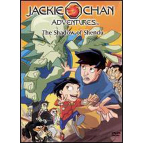 jackie chan adventures the