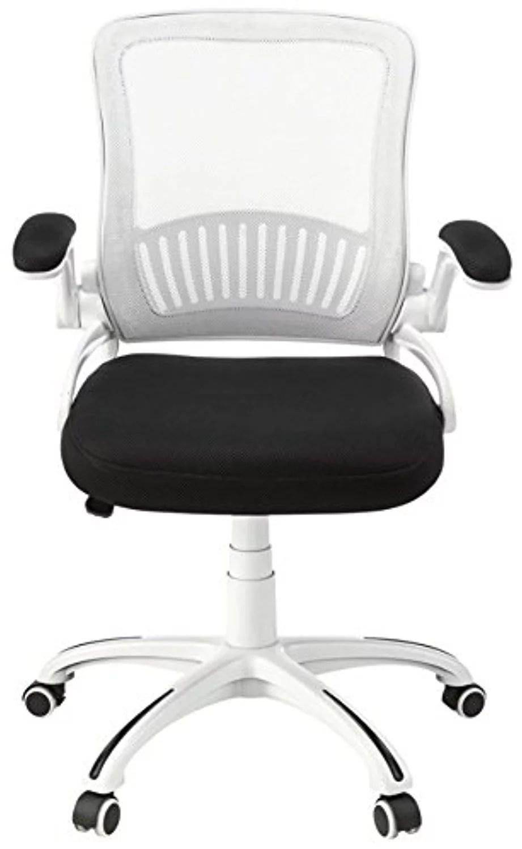 brenton studio task chair rocking slats rixie black white christmas ornament