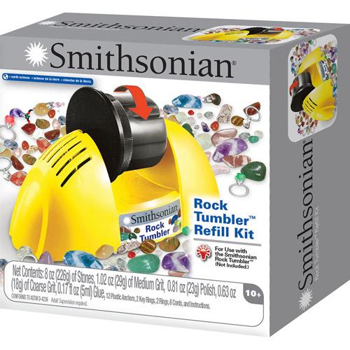 Smithsonian Rock Tumbler Refill Multi Colored Walmart