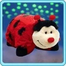 pillow pets dream lites ms ladybug 11