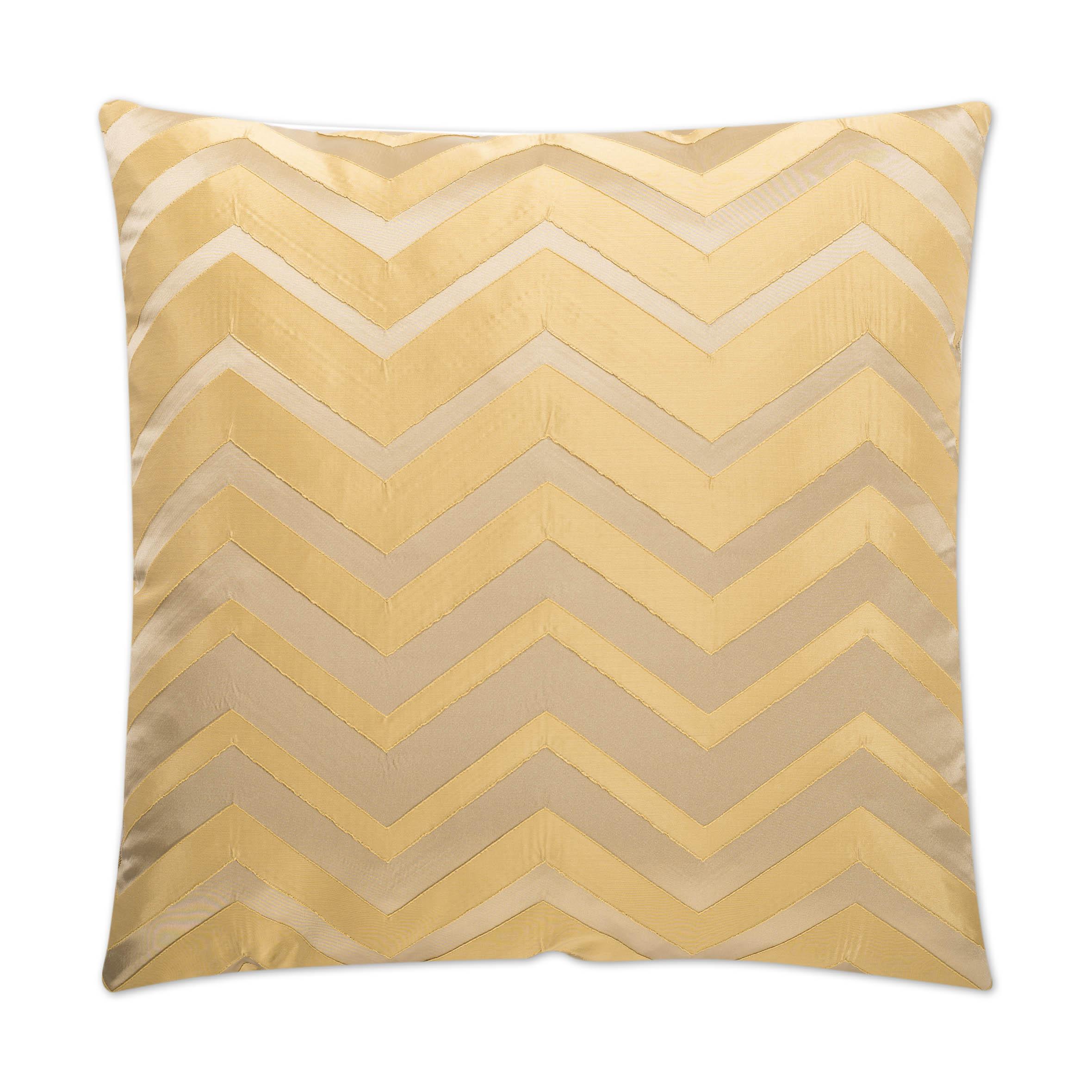 Bliss Gold Accent Pillow 2306G  Walmartcom
