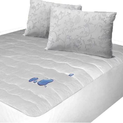 Waterproof Cotton Mattress Pad Twin XL  Walmartcom