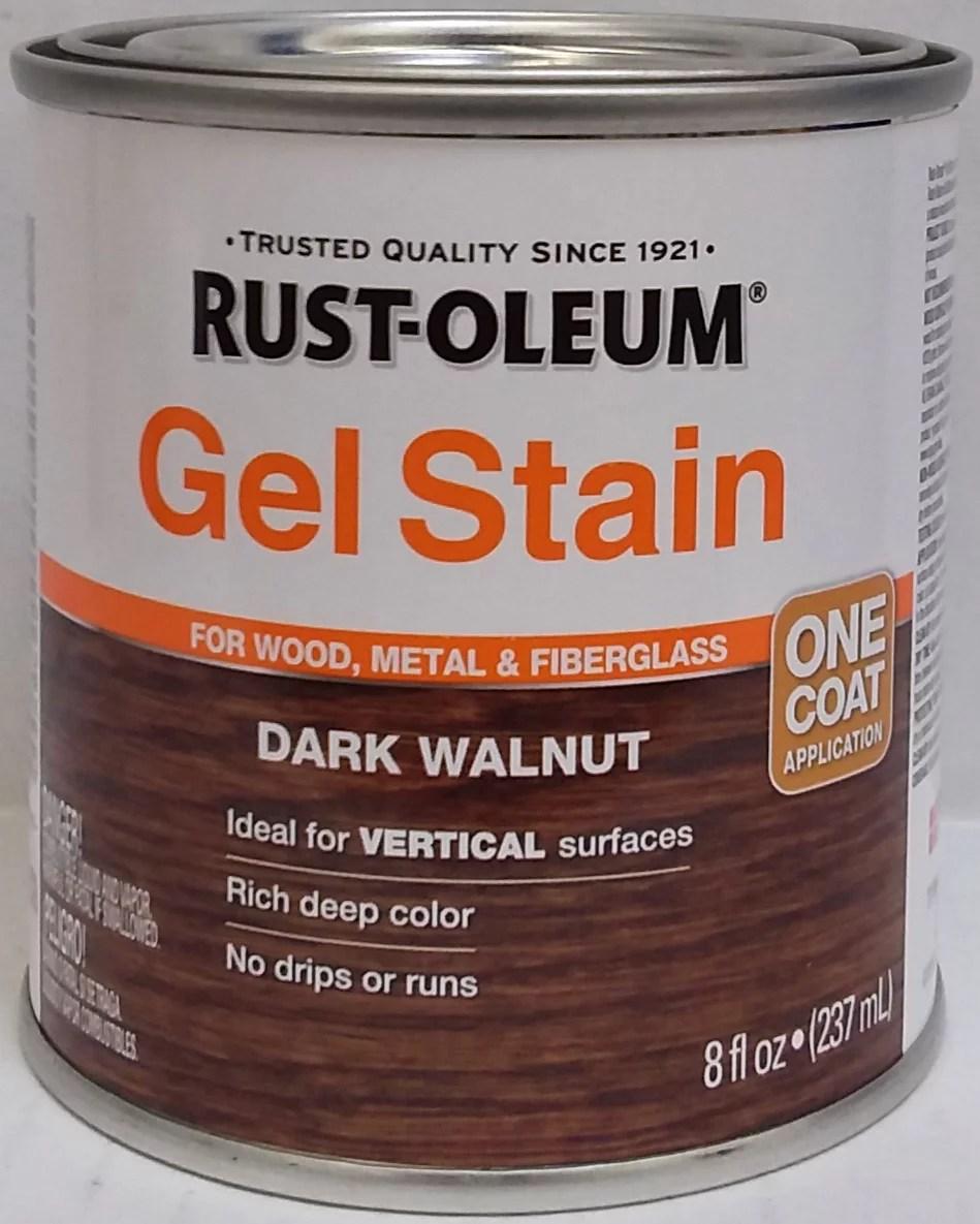 Rust Oleum Wood Stain Dark Walnut