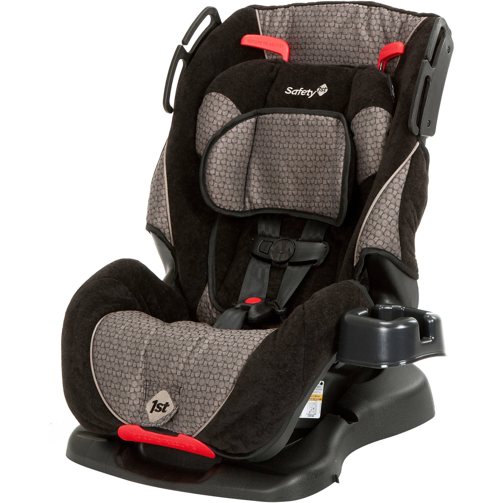 Car Seat Chair Safety 1st Guide 65 Sport Convertible Car Seat Walmart