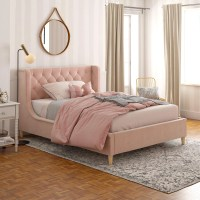 Little Seeds Monarch Hill Ambrosia Upholstered Bed, Full ...