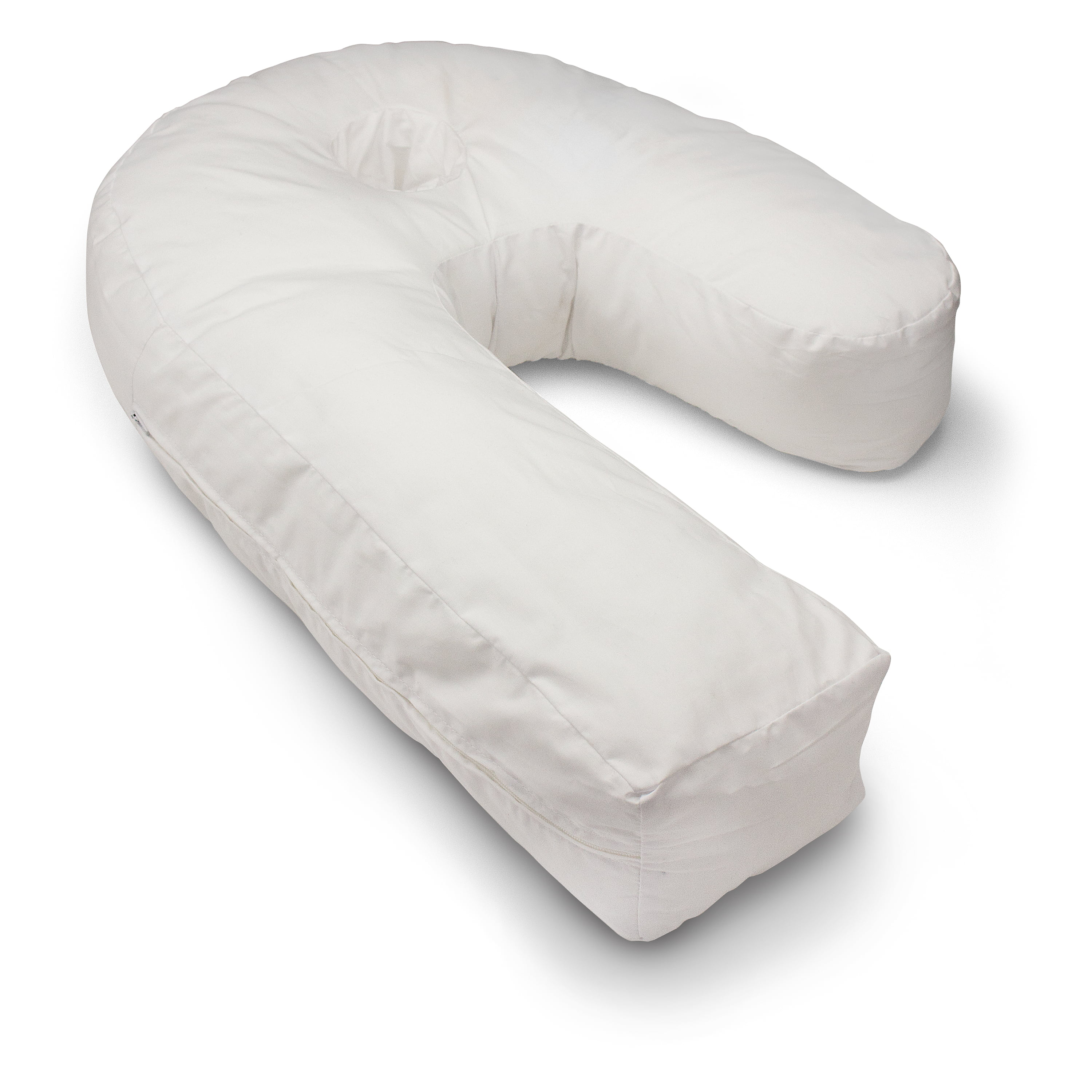 brookstone biosense 2 in 1 shoulder pillow for side sleepers