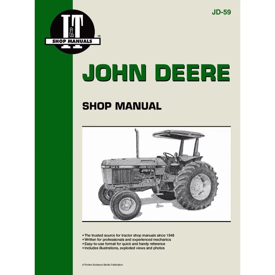 medium resolution of service manual for john deere tractor 2750 2755 2855n 2955 walmart comjohn deere 2755 wiring diagram
