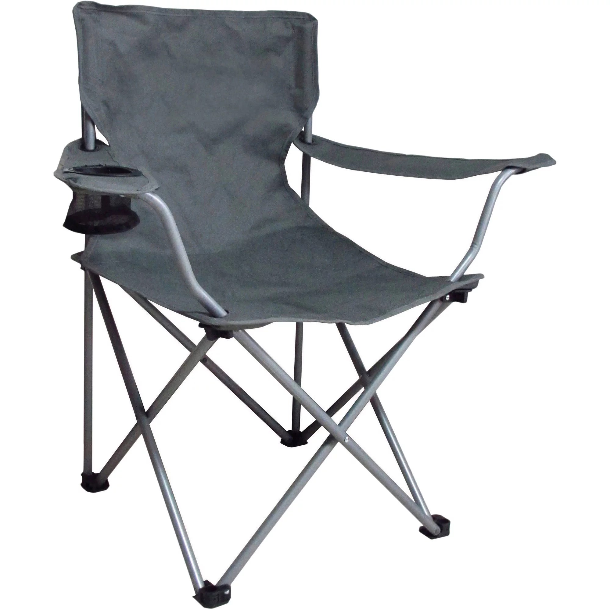 walmart fold out chair kids beach with adjustable umbrella ozark trail folding com