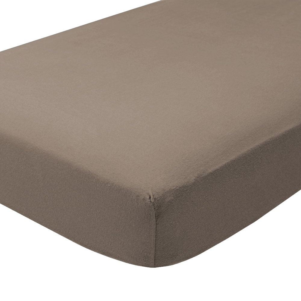 2 Twin XL Fitted Bottom Sheets 100% Cotton Velvet Flannel ...