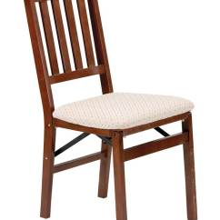 Upholstered Folding Chairs Uk Material To Cover Chair Seats Arts And Craft Harwood With Blush Upholstery Light Cherry Walmart Com