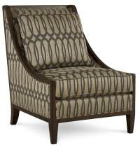 Carved Wooden Frame Accent Chair - Walmart.com