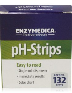 Enzymedica ph strips accurately  quickly monitor your body  walmart also rh