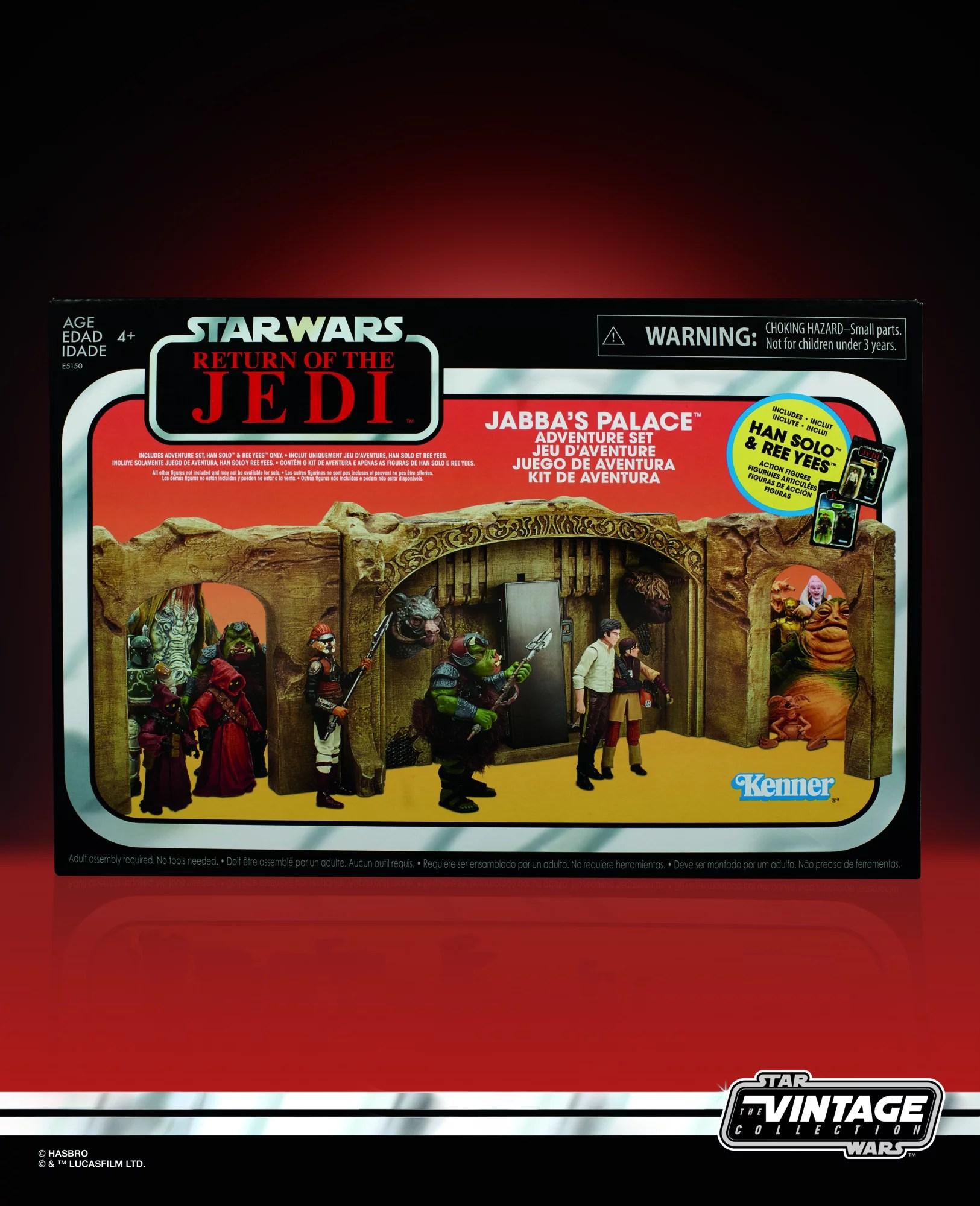 Film Tv Amp Videospiele Kenner Star Wars Rotj Jabba S