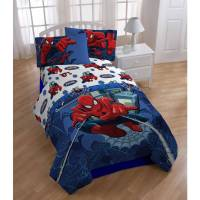 Spider-Man Twin Sheet Set - Walmart.com
