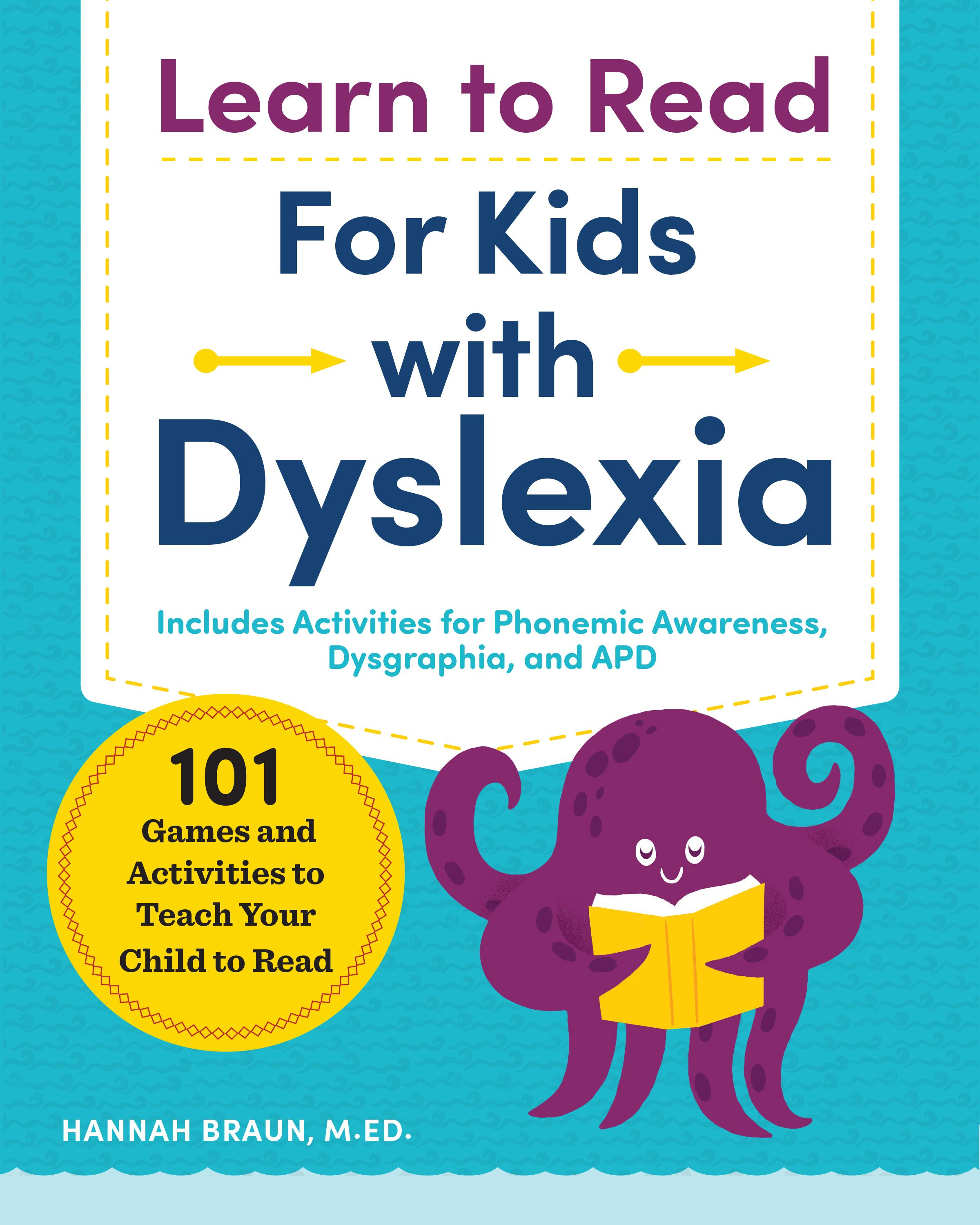 Learn To Read For Kids With Dyslexia 101 Games And
