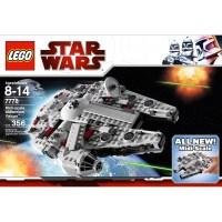 LEGO Star Wars Mid-Scale Millennium Falcon - Walmart.com