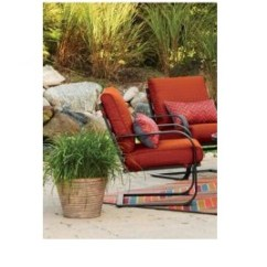 C Spring Patio Chairs Little Tikes Chunky Mainstays Pyros Outdoor Set Of 4 Walmart Com