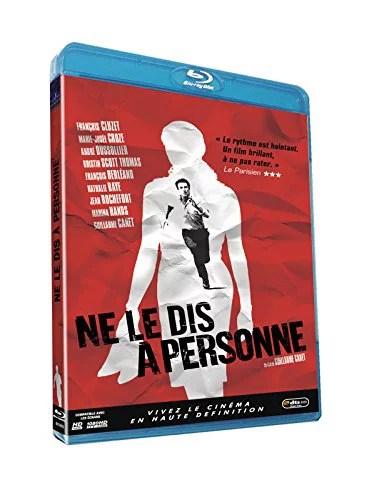Ne Le Dis à Personne Film : personne, (2006), Personne, Blu-Ray,, Reg.A/B/C, Import, France, Walmart.com