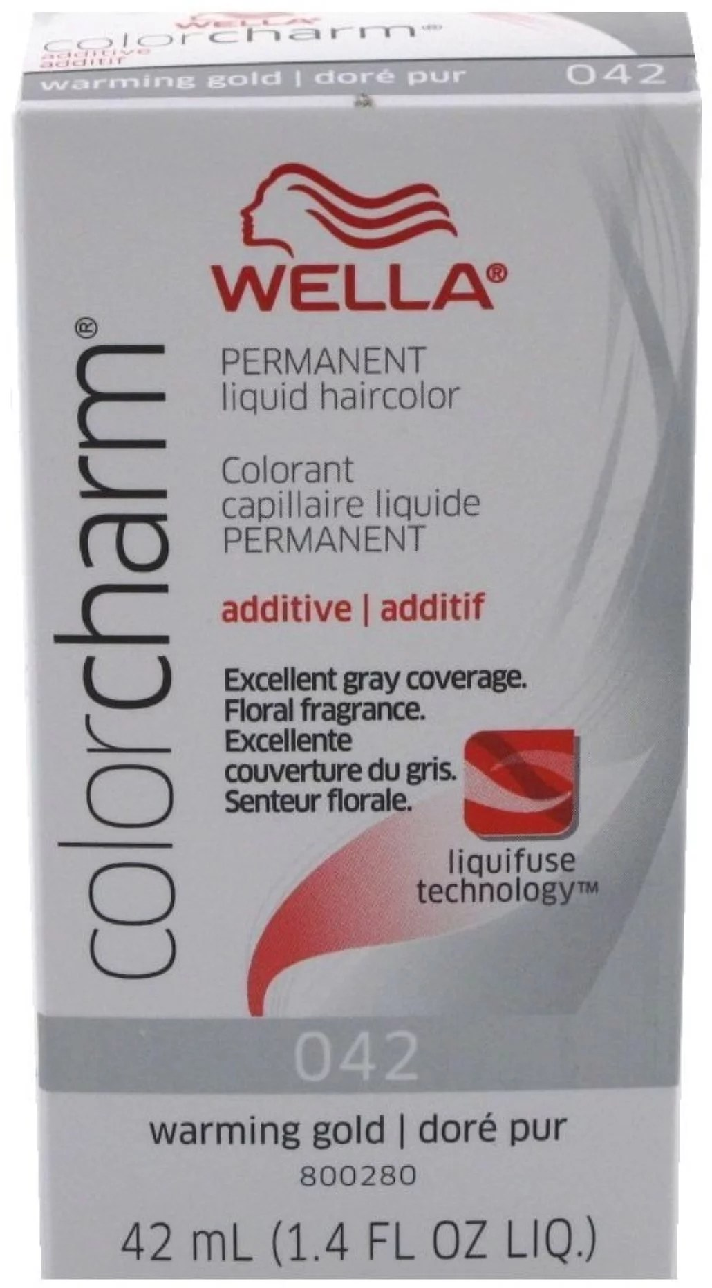 Wella Additive : wella, additive, Wella, Charm, WARMING, Additive, Permanent, Liquid, Color, HC-L042, Walmart.com