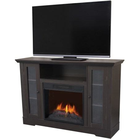 Decor Flame Kingsley 42 Media Fireplace For Tvs Up To 50 Multiple