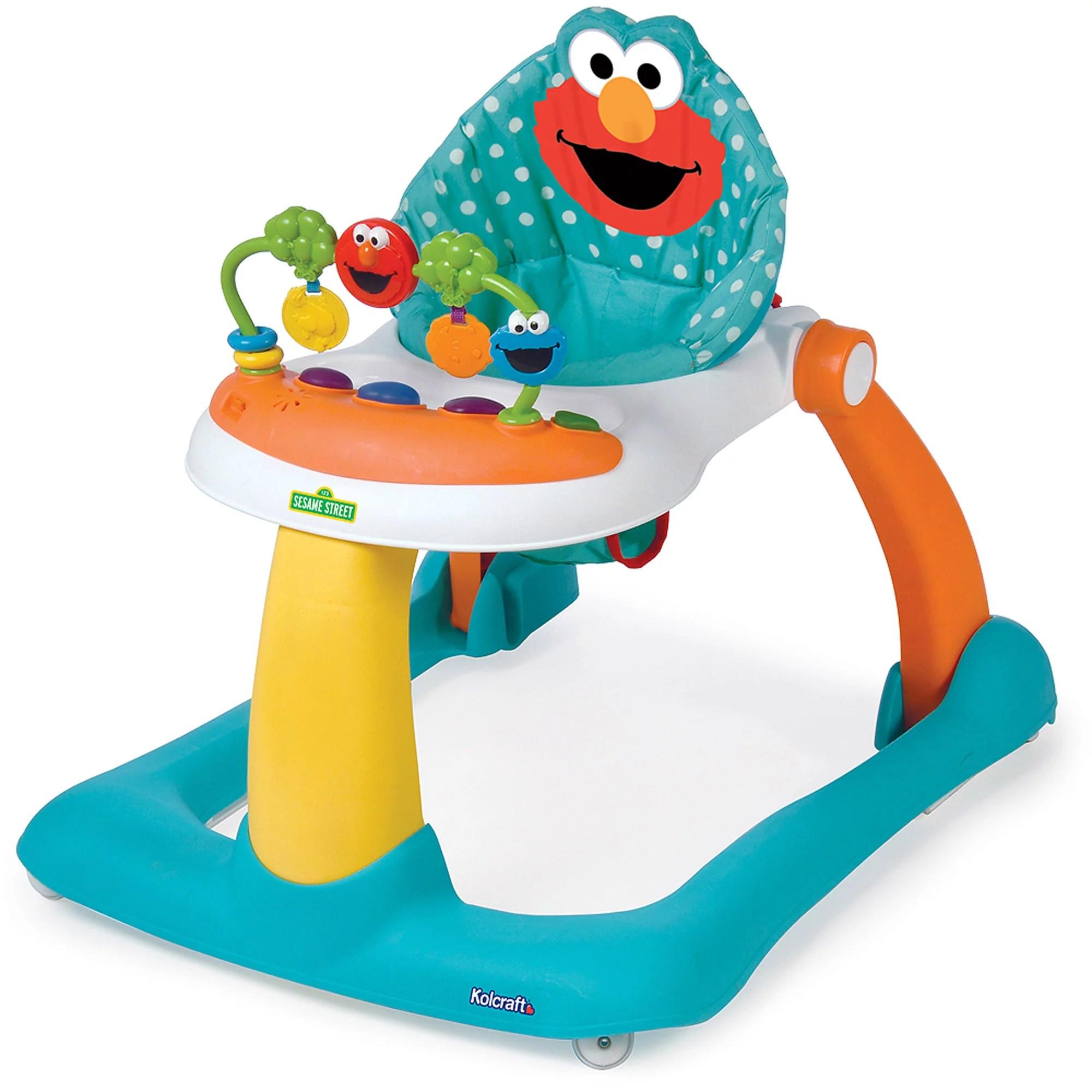 sesame street table and chairs flip sleeper chair sofa baby walker carpet wheels home the honoroak