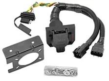 medium resolution of trailer wiring adapter