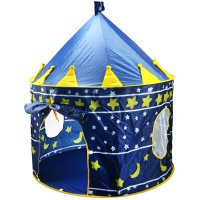 Children Play Tent Boys Girls Prince House Indoor Outdoor ...
