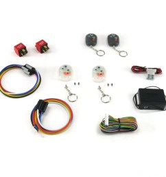 autoloc 8 function 80 amp remote relay kit w clear remote covers [ 2000 x 2000 Pixel ]
