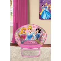 Disney Princess Mini Saucer Chair - Walmart.com
