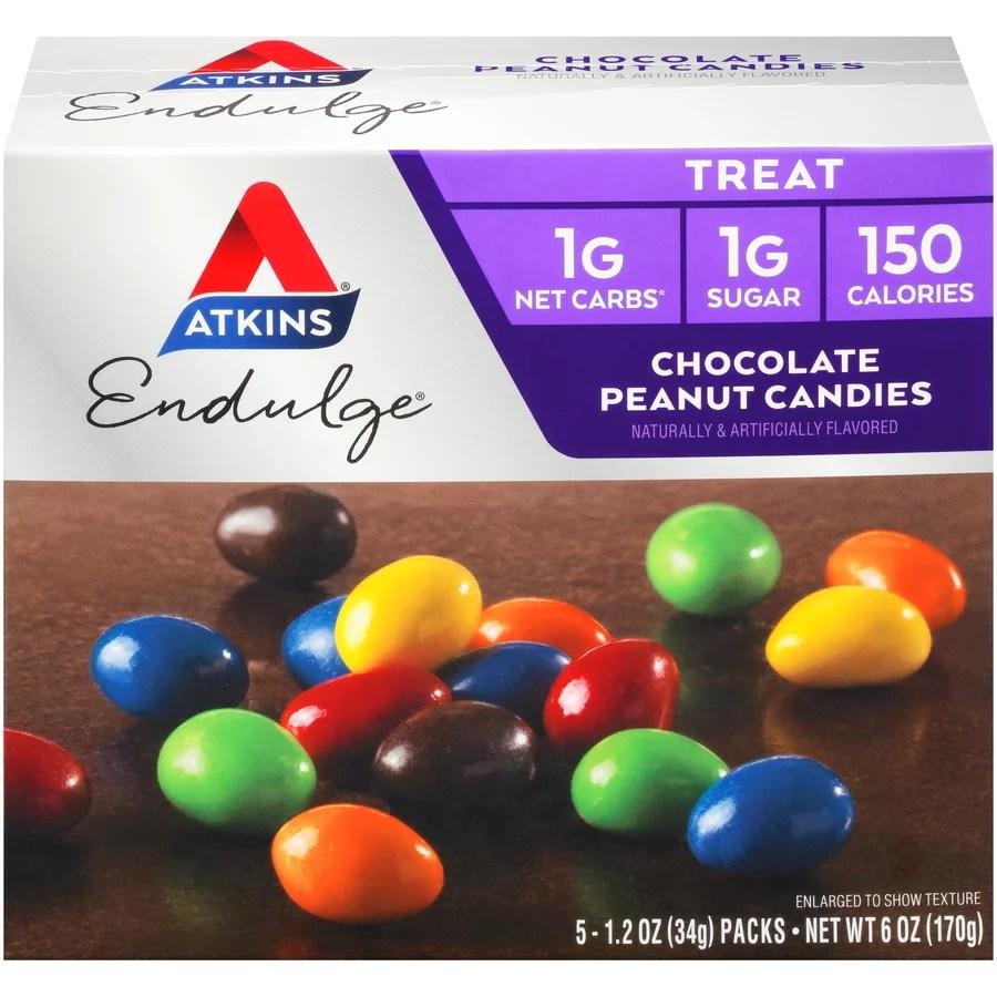 atkins endulge chocolate peanut
