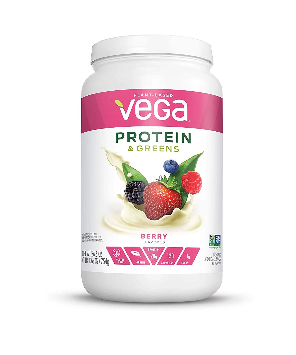 vega protein greens us berry 26 6 oz