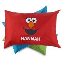 Personalized Sesame Street Pillow Case, Elmo - Walmart.com