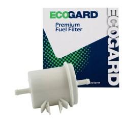 ecogard xf20161 engine fuel filter premium replacement fits honda civic walmart com [ 1000 x 1000 Pixel ]