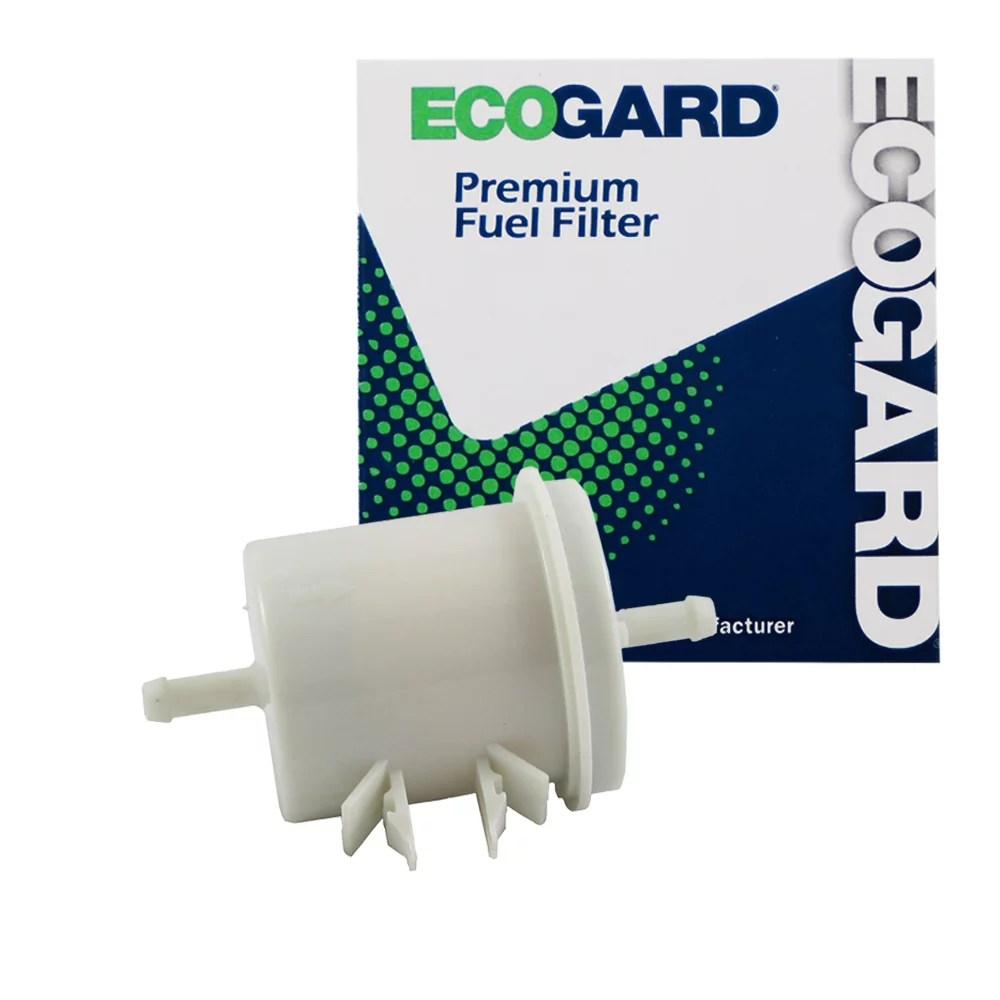 medium resolution of ecogard xf20161 engine fuel filter premium replacement fits honda civic walmart com