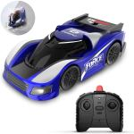 Rc Cars For Kids Remote Control Wall Climbing Car Toys With Low Power Protection Dual Mode 360 Rotating Stunt Rechargeable High Speed Mini Toy Vehicles With Led Lights Gifts For Boys Girls Walmart Com Walmart Com